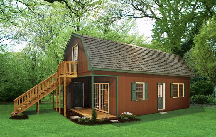 14 X 36 Dream Cabin My Neck Of The Woods Natural