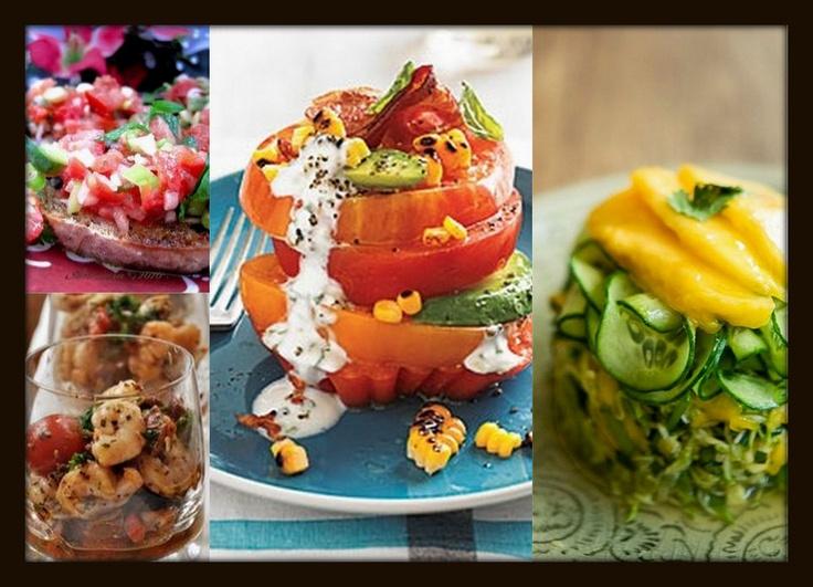 Saladas - Comendo com os Olhos  http://www.artecaseirarestaurante.com.br/blog/0-72/Comendo+com+os+Olhos+-+Saladas