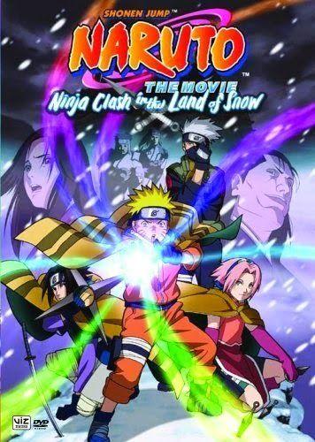 Phim Cuộc chiến ở Tuyết Quốc – Naruto