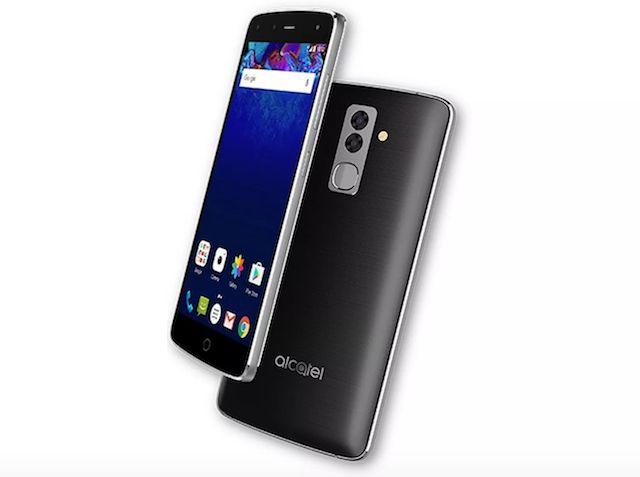 Alcatel Flash Smartphone Features Four Cameras