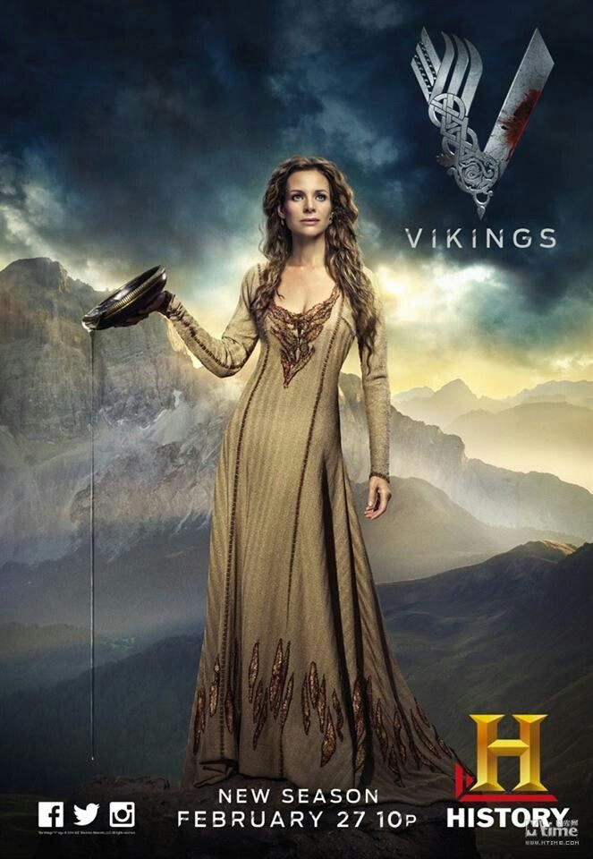 #Vikings - Siggy