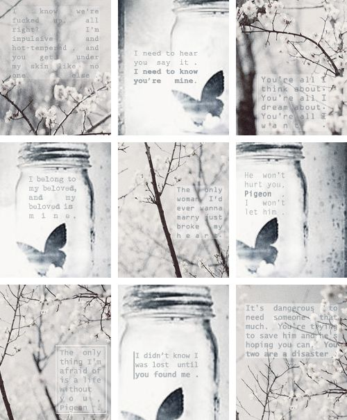 Quotes from the book Beautiful Disaster by Jamie McGuire