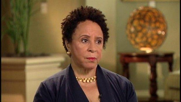 Sheila Johnson on Conversations With Judy Woodruff | Salamander Resort & Spa