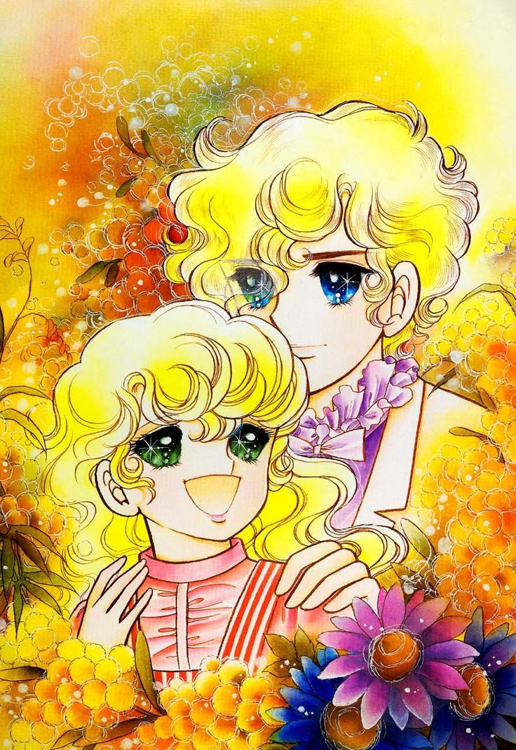Georgie and Lowell Grey by Mann Izawa•Art of Yumiko Igarashi color sleeve ✤ || ジョージィ! (Jōjī!) • concept art, #shojo clasico #historieta #anime #cartoni #animati #comics #cartoon from the art Yumiko Igarashi || ✤ #Georgie, レディジョージィ Redi Jōjī 1982- Shojo comic