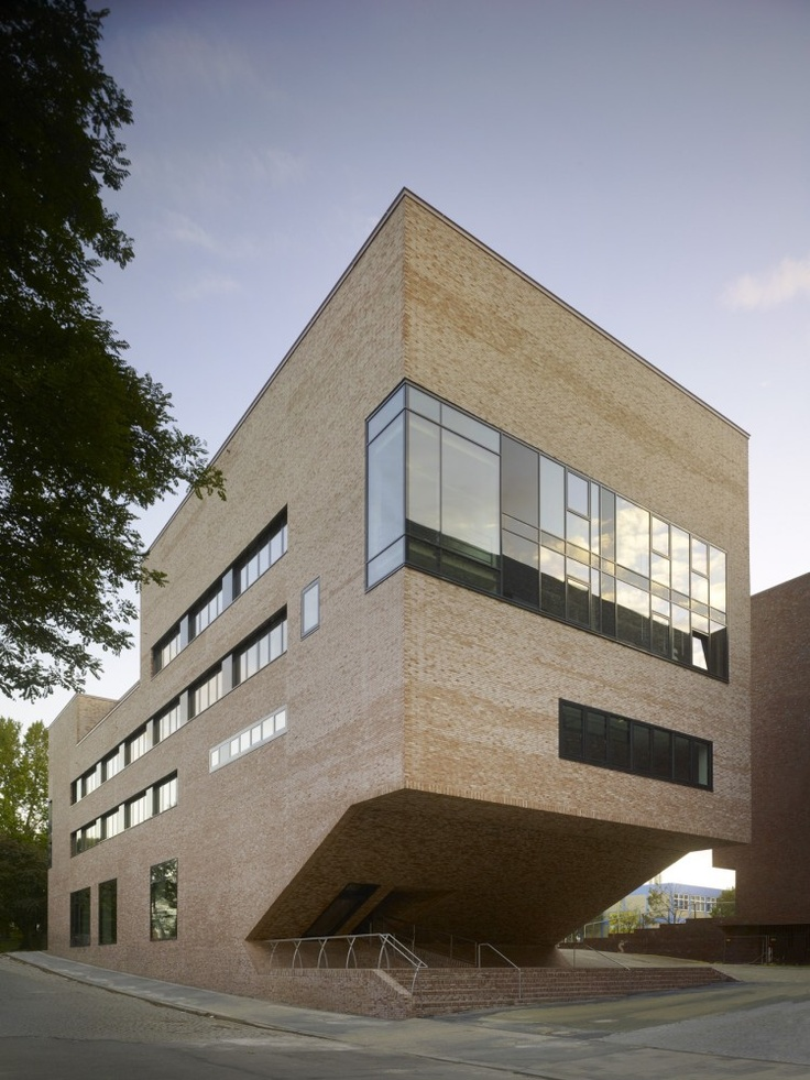 Bremerhaven University House T /  Kister Scheithauer Gross Architects And Urban Planners + Architekten BDA Feldschnieders + Kister