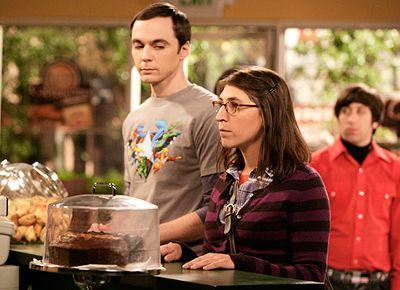 Sheldon and Amy - The Big Bang Theory Wiki