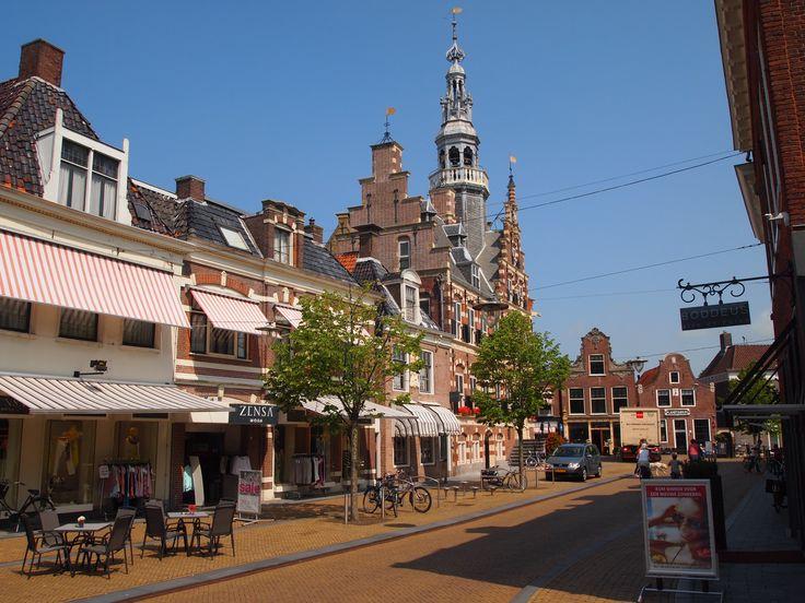 Franeker. Friesland. The Netherllands. eigen foto