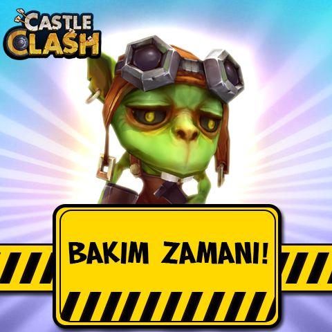Castle Clash Kale Savaşı Lonca Güncellemesi Detayları  - KaleSavaşıForum
