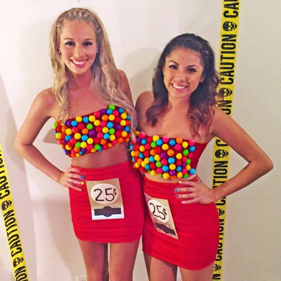 40 diy costumes every college student can pull off diy womens halloween costumescostumes for - 4 Girls Halloween Costumes