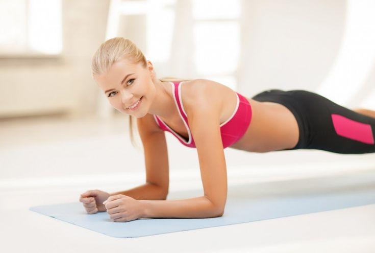 Динамичная планка. Программа тренировки на основе упражнения планка.