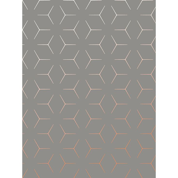 This Metro Illusion Geometric Wallpaper in Charcoal and Copper features contemporary metallic elements and is part of the World of Wallpaper Metro Collection. Free UK delivery available.