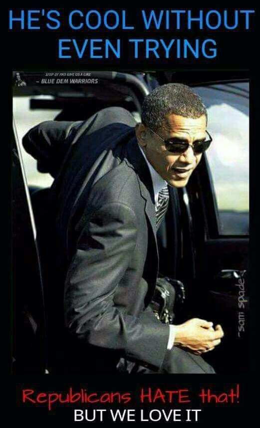 "Yes We Love ""Our President"" Barack Obama!!!! :-)"