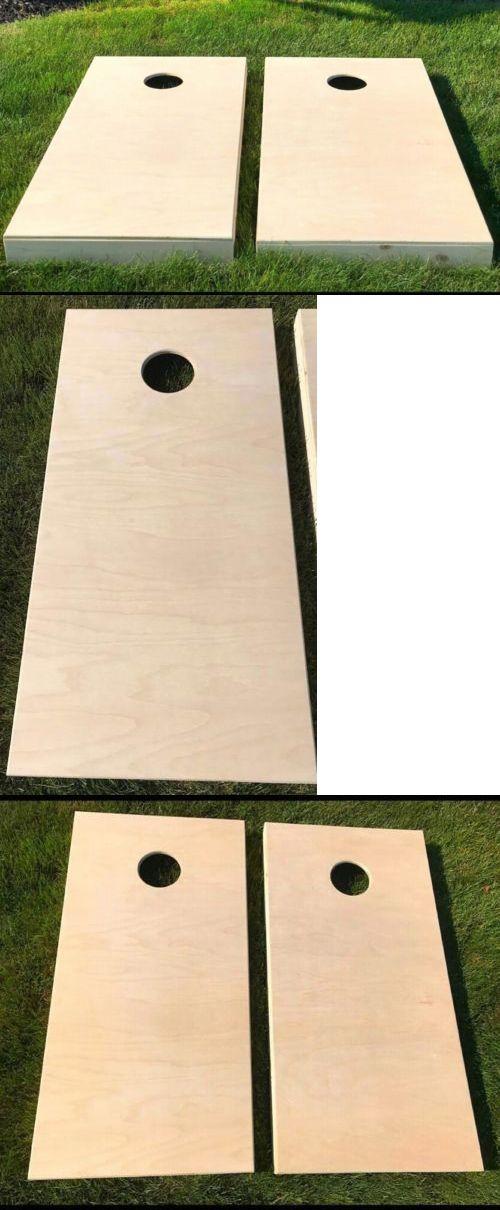 Bag Toss 79791 Boards Set Bean Regulation Size Folding Legs