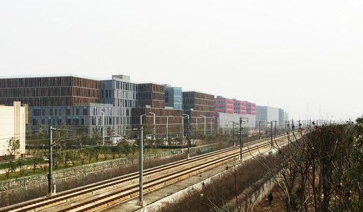 Nanjing Hongfeng Technology Park, Building A1,© Shen Zhonghai
