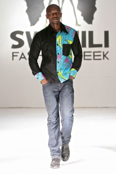Swahili Fashion Week Spring/Summer 2013 [Day 1] : Mgece Makory | Haute Fashion Africa