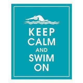 Gostei desta frase. Saudades da natação Master.