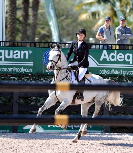 Lillie Keenan and Pumped Up Kicks, WEF 2015. Source: The Chronicle