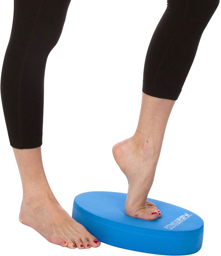 58 best therapy techniques images on pinterest exercises exercise amazon balance stability training pad for core muscle strengthening foot and ankle exercise fandeluxe Images