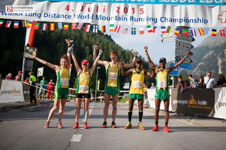 Strong South African performance in Zermatt