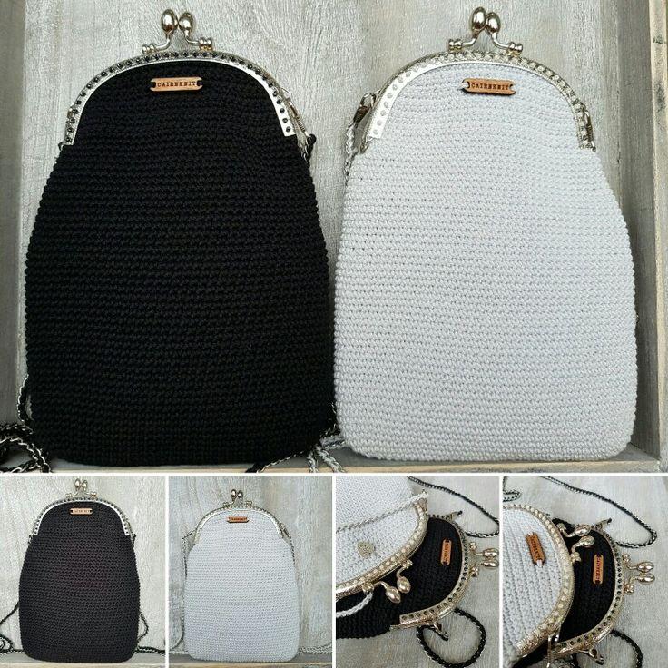 Croshet handbag