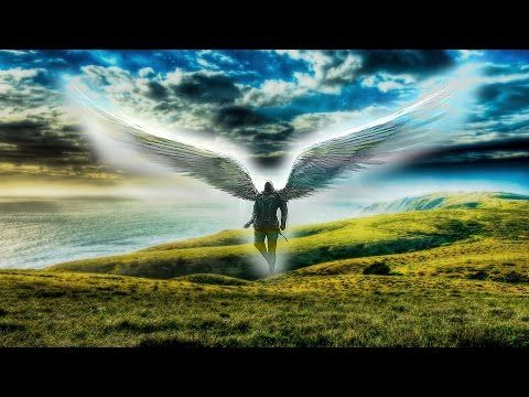 A Gift From Your Guardian Spirit. An Uplifting Guided Visualisation - YouTube