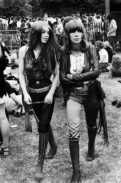 Hyde Park Music Festival (July 1969)  http://www.etsy.com/shop/VintagePennyLane  https://www.facebook.com/VintagePennyLane
