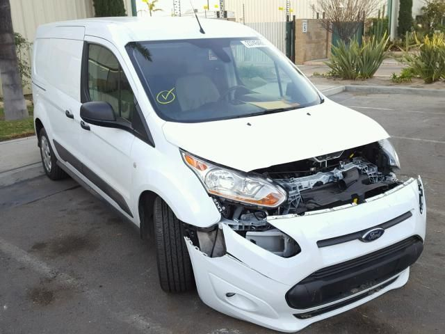 Salvage 2017 Ford Transit Connect Ford Transit Salvage Salvage