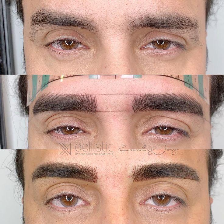 Eyebrows men in 2020 eyebrow shaping guys eyebrows how
