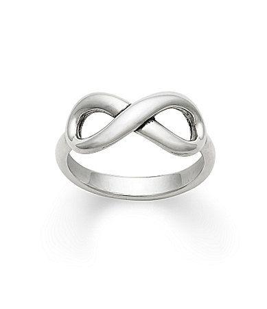 James Avery Infinity Ring #Dillards