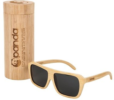 Bamboo Sunglasses! http://www.onegreenplanet.org/lifestyle/10-eco-friendly-bamboo-products/4/