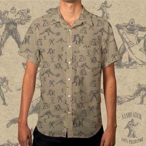 Sasquatch: Apex Predator Shirt