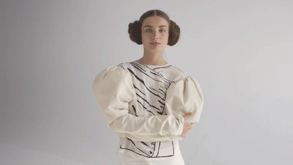 How to Get Princess Leia Buns in 5 Easy Steps