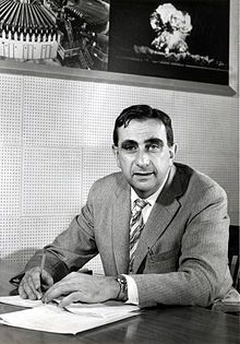 """Edward Teller (Hungarian: Teller Ede; January 15, 1908 – September 9, 2003) was a Hungarian-born American theoretical physicist who is known colloquially as """"the father of the hydrogen bomb"""", although he claimed he did not care for the title.[1] He made numerous contributions to nuclear and molecular physics, spectroscopy (in particular, the Jahn–Teller and Renner–Teller effects) and surface physics."""