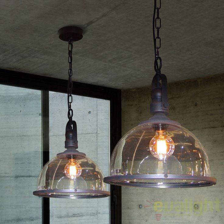 Lustra suspendata / Pendul stil industrial Bistro SV-546830 - Corpuri de iluminat, lustre, aplice