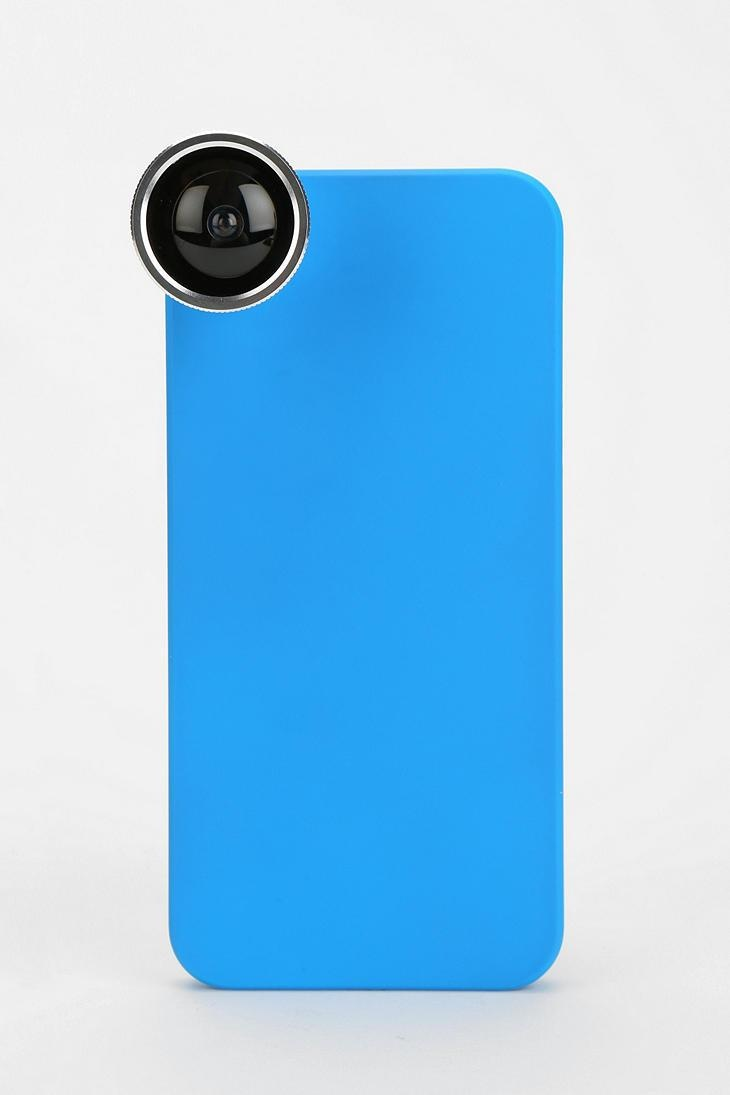 Fisheye Lens iPhone 5 Case #urbanoutfitters
