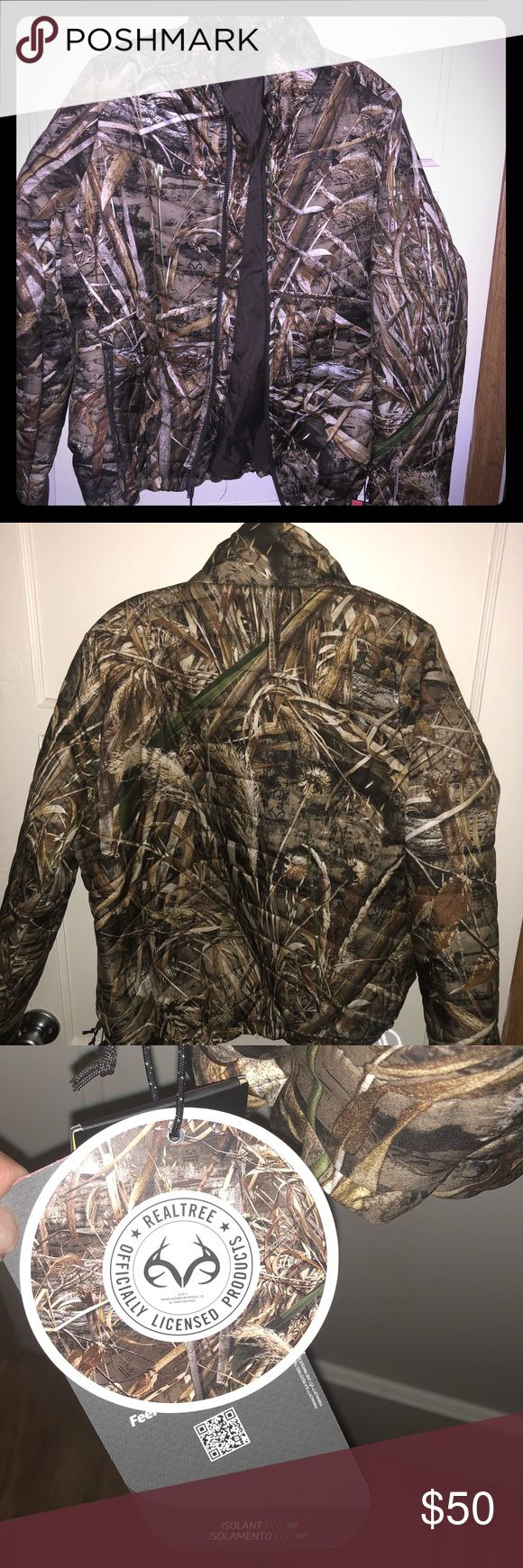 Under Armour camouflage jacket Under Armour camouflage puffer jacket. Never used! Under Armour Jackets & Coats Puffers