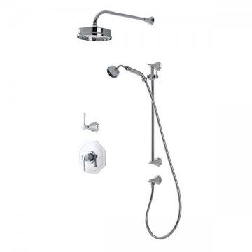 Buy Quality Showers Online | Showers Made for Australia in the UK | Traditional Shower Sets by Perrin & Rowe | The English Tapware Company