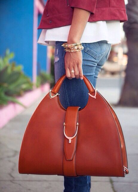 #handbag #leather #fashion