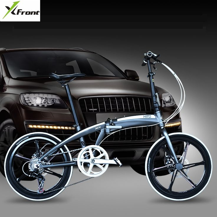 (388.85$)  Buy here  - New brand 20/22 inch aluminum alloy frame 7 speed disc brake folding bike outdoor BMX bicicletas children lady bicycle