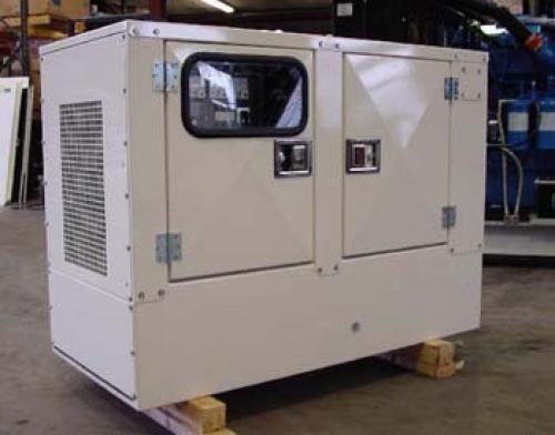 Perkins Mecc Alte 25 KVA New Diesel Generator Set