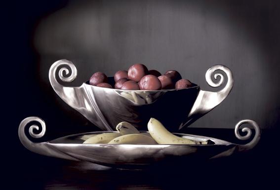 Fruit and Banana Bowl - Viking