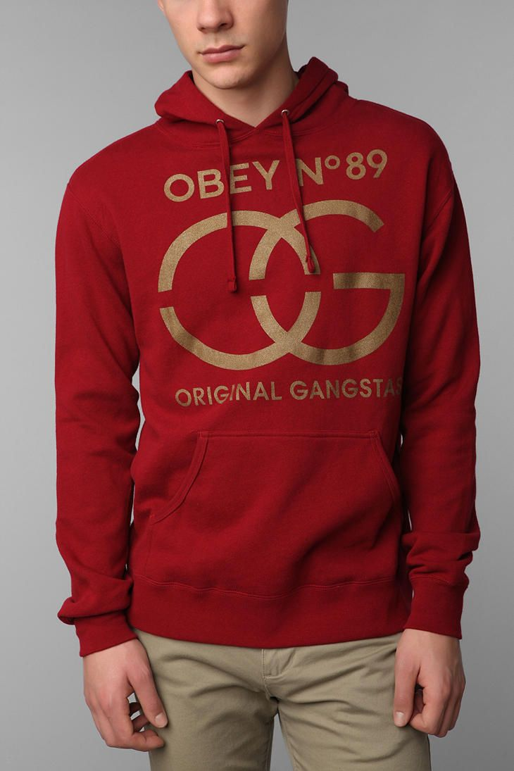 OBEY Original Gangsta Sweatshirt