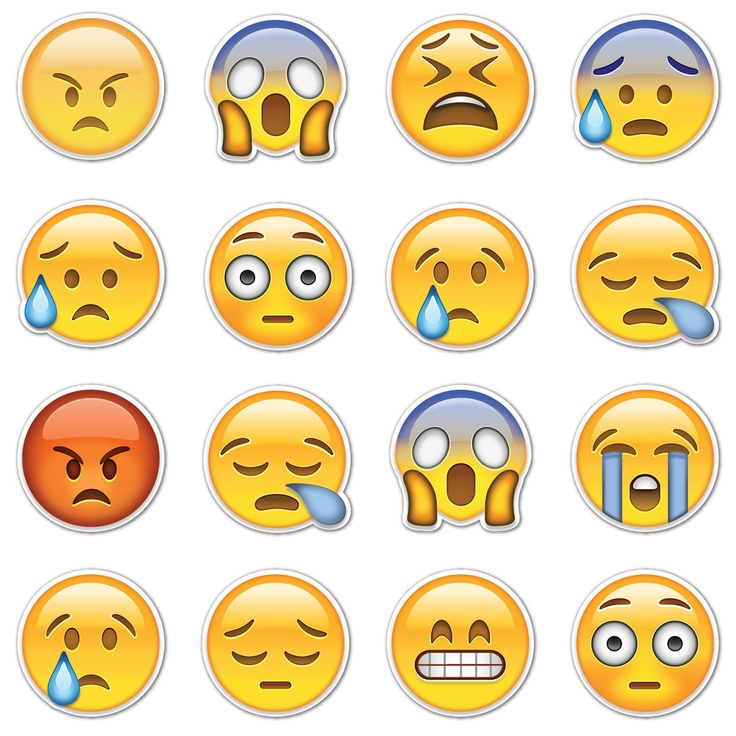 """Emoji"" is an app filled with a bunch of emoticons that ..."