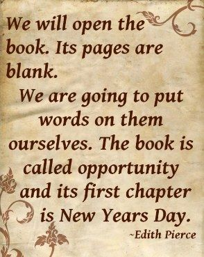 10 Inspiring New Year's Quotes