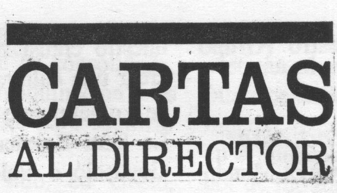 Carta al director: subgénero artículo de opinión