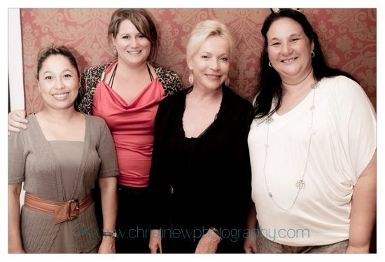 Success in High Heels Cocktail Evening: Cape Royale with Gwen Kloppers, Sandra Prinsloo, Uga Carlini and Seanne Kube