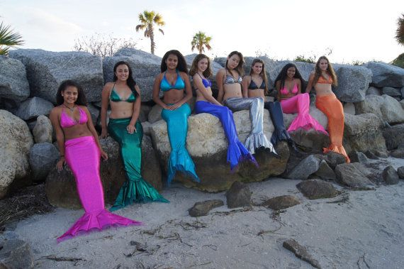 1000 Images About Mermaid Tails To Swim In On Pinterest