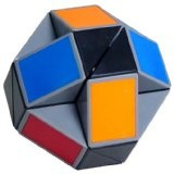 Rubiks Twist (Colors May Vary)