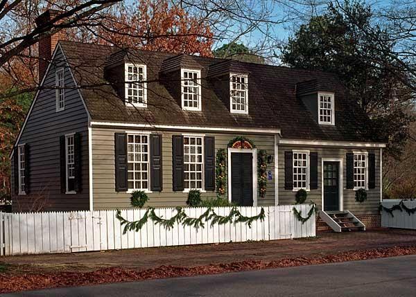 Colonial Houses-Colonial Williamsburg (VA) - Hotel Reviews ...