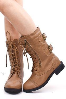 hitapr.org brown womens combat boots (08) #combatboots